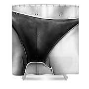 Bragas Shower Curtain