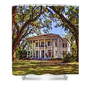 Bragg Mitchell House In Mobile Alabama Shower Curtain