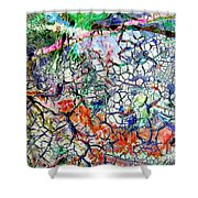 Branches Of Life Shower Curtain