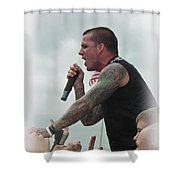 Brandan Shower Curtain