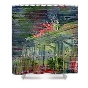 Brandenburg Brilliance Shower Curtain