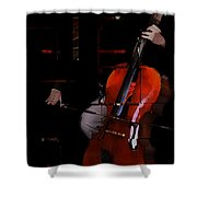 Brandenburg In Autumn Shower Curtain