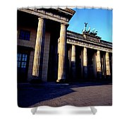 Brandenburger Tor / Gate Berlin Germany Shower Curtain