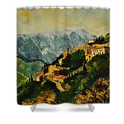 Brantes  Shower Curtain