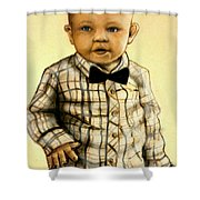 Brayden Christopher Stratton Shower Curtain