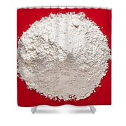 Bread Flour Shower Curtain