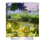 Breadth Of Summer Shower Curtain
