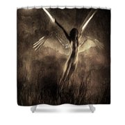Break Into Dreams Shower Curtain