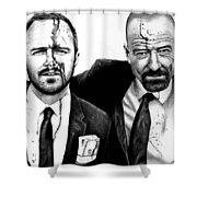Breaking Bad 2 Shower Curtain