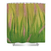 Breaking Ground Shower Curtain