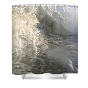 Breaking Wave Shower Curtain