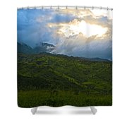 Breakthrough Shower Curtain