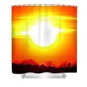 Breakthrough Three  Shower Curtain