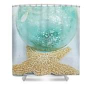 Breathe  . . .   Like Water Shower Curtain