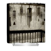 Breathe Deep The Gathering Gloom Shower Curtain