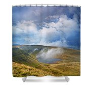 Brecon Beacons National Park 3 Shower Curtain
