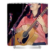 Breeders Kimberly Ann Deal Shower Curtain