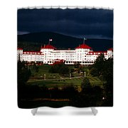 Bretton Woods Shower Curtain