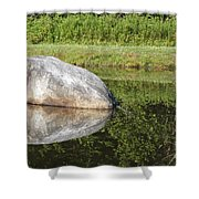 Bretzfelder Memorial Park - Bethlehem New Hampshire Shower Curtain