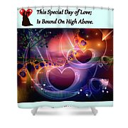Brian Exton Love River  Bigstock 164301632     2991949 Shower Curtain