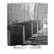 Brick And Stone Shower Curtain