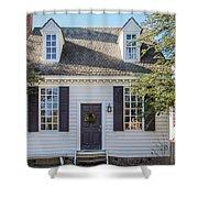 Brick House Tavern Shop Shower Curtain