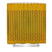 Brickwall Shower Curtain