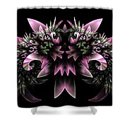 Bridal Bouquet Shower Curtain