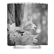 Bridal Bouquet Shower Curtain