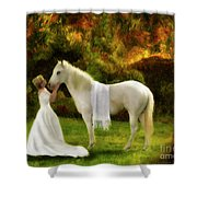 Bridal Revival Shower Curtain