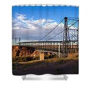 Bridge 1 Shower Curtain
