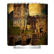 Bridge And Portal At Arundel Shower Curtain