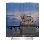 Bridge Of Lions Shower Curtain