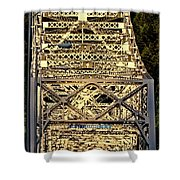 Bridge Of The Gods Shower Curtain