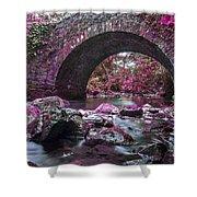 Bridge River Shower Curtain
