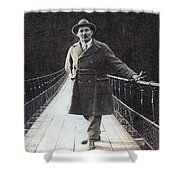 Bridge To Dreams Shower Curtain