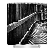 Bridge To Everywhere Shower Curtain