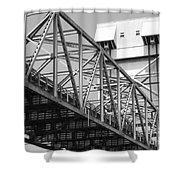 Bridge Willmington Nc Shower Curtain