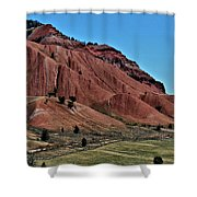 Bridger-teton National Forest Shower Curtain