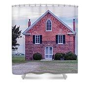 Bridgetown Historical United Methodist Church Shower Curtain