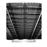 Bridgework Shower Curtain