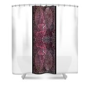 Bridging Hearts Shower Curtain