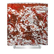 Briers And Thorns Shower Curtain