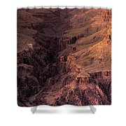 Bright Angel Canyon Grand Canyon National Park Shower Curtain