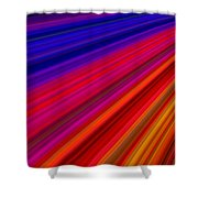 Bright Colors Shower Curtain