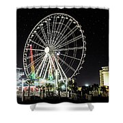Bright Lights Shower Curtain