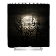 Bright Night Shower Curtain