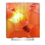 Bright One Shower Curtain