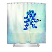 Bright Spring Day Shower Curtain