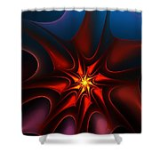 Bright Star Shower Curtain